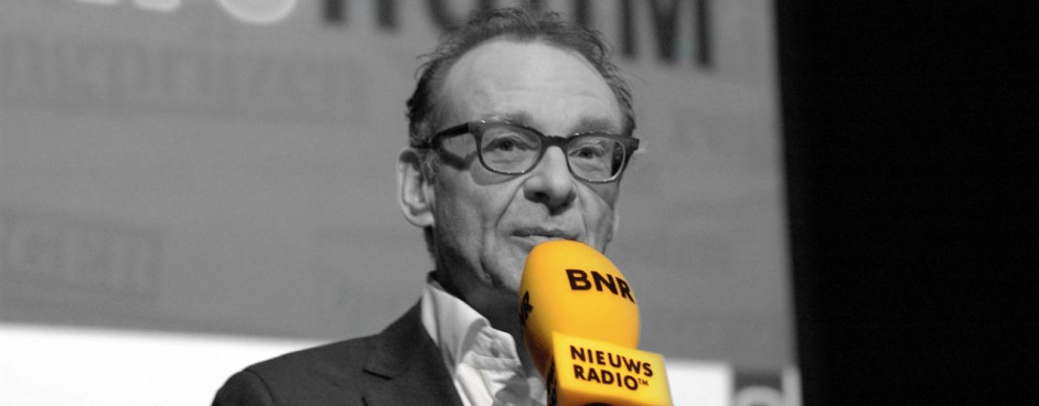 Herman Heinsbroek bij Paul van Liempt BNR